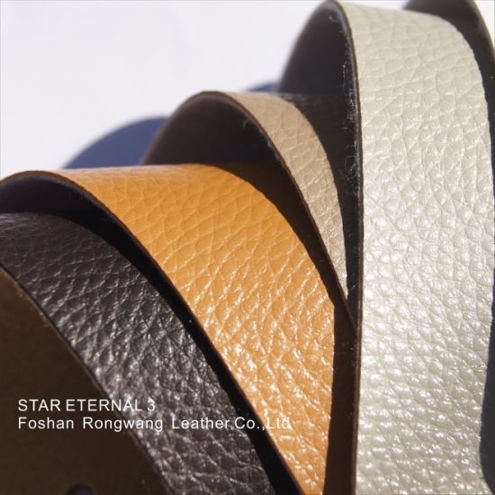 Artificial PU Leather/ Fabric for Shoes, Gloves, and Furniture