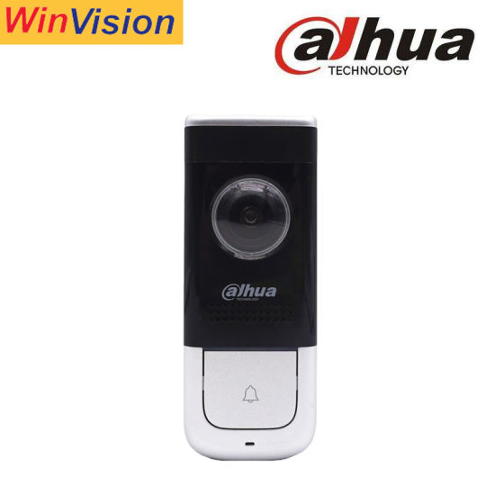 Newest Dahua 2MP Doorbell dB11 Ring Wireless WiFi Video Door Bell for  Apartments