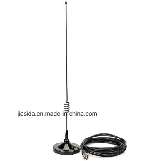 China Mobile Antenna Dual Band Mobile Base-Load Magnet Mount - China