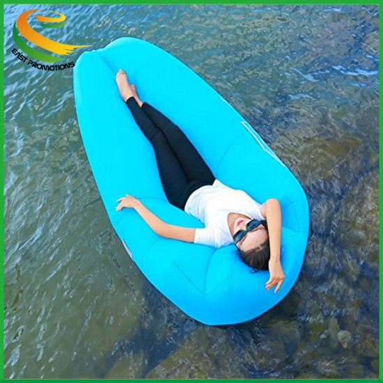 Fast Inflatable Air Bag Sofa Lounge Lazy Chair Bag Camping Bed Beach Hangout pictures & photos
