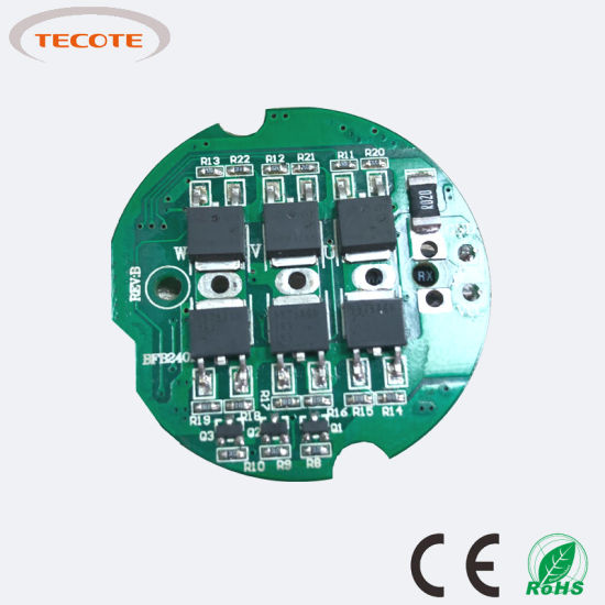 Direct Current Air Cooler Water Pump Motor Control Panel 24V