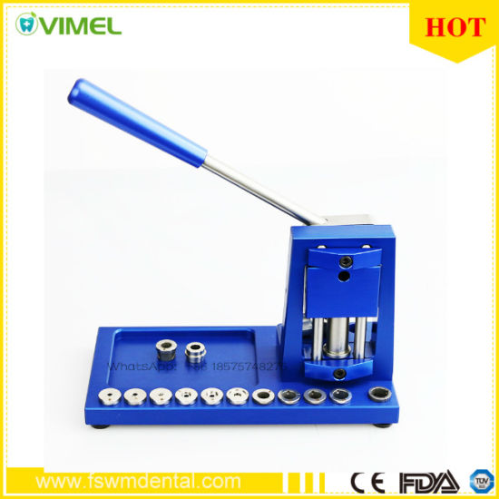 Dental Equipment Cartridge Handpiece Repair Tool Rotor Group Maintaince Kit pictures & photos