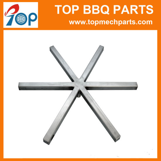 China Star Shape Custom Cast Iron Gas Stove Grill Burner