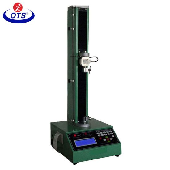 Precision Single Column Electronic Tape Peel Material Tensile Strength Tester