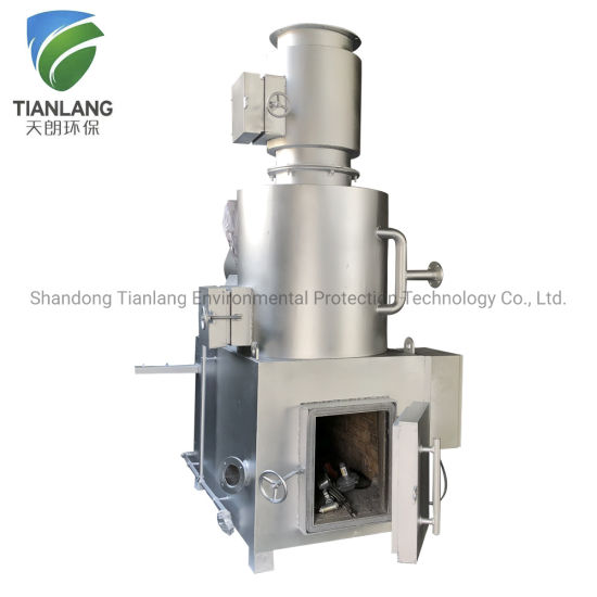Harmless Medical Wastes Treatment System Incinerator, Health Waste Garbage Incinerator, Hospital Rubbish Incineration Equipment