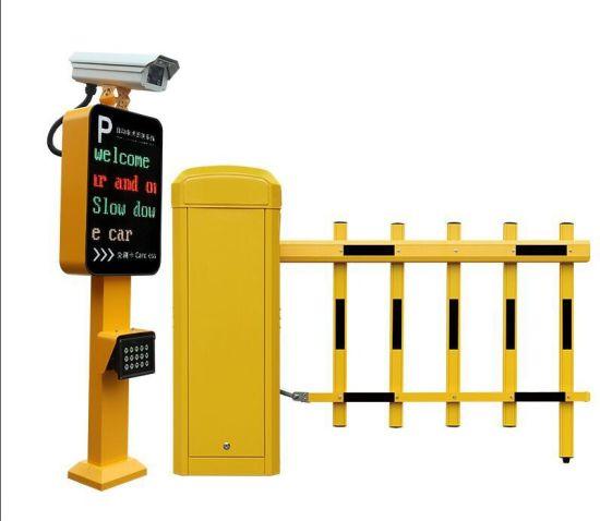 License Plate Recognition Smart Parking System Parking Management Software