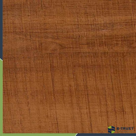 Woven Design PVC Laminated Film for MDF/HDF/Particle Board
