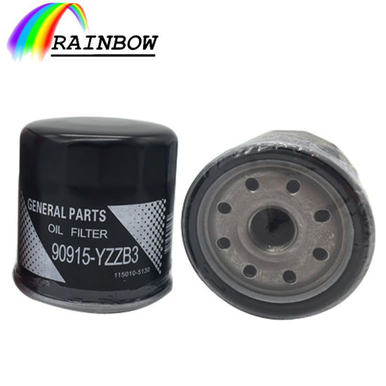 Factory Price Oil/Air/Fuel/Cabin Auto Car Filters 90915-20003/90915-Yzzb3/90915-20001/90915-Yzzd2 Auto Parts Car Accessories Screw on Filters for Toyota