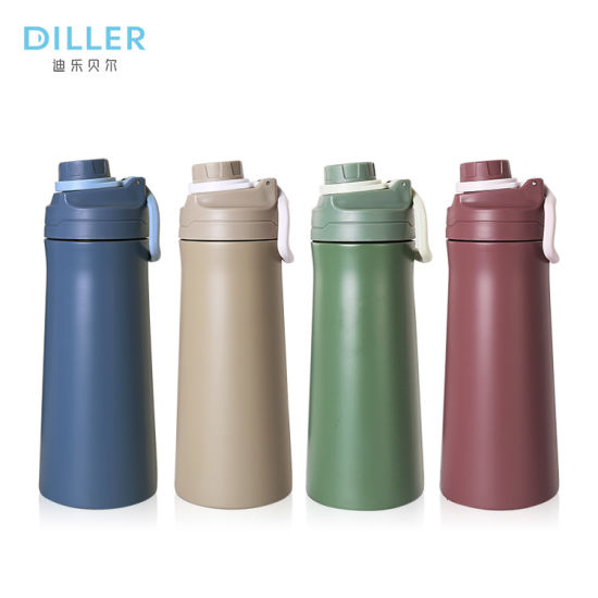 Hot Sale Fashion 304 Stainless Steel Outdoor Hiking Vacuum Insulated Flask