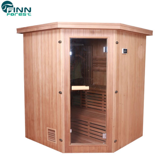 Factory Price 4 Person Far Infrared Sauna Room