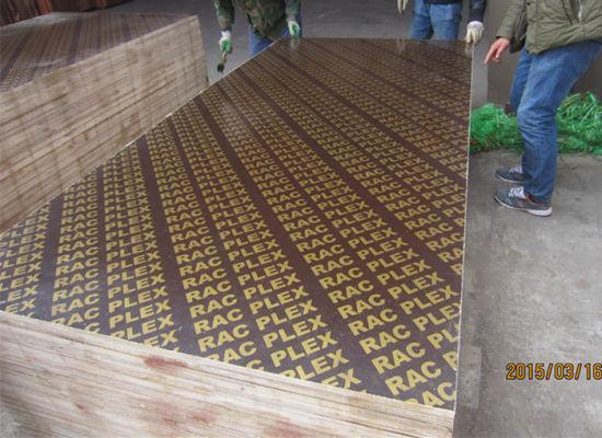 Cheap Price Finger Joint Phenolic Marine Plywood 18mm Marine Plywood