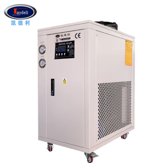 Industrial Water Chiller Engraving Machine Cold Storage Dissipate Heat