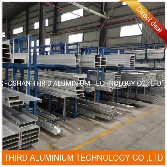 OEM Aluminum Extruding Factory for Construction Building Aluminium Formwork