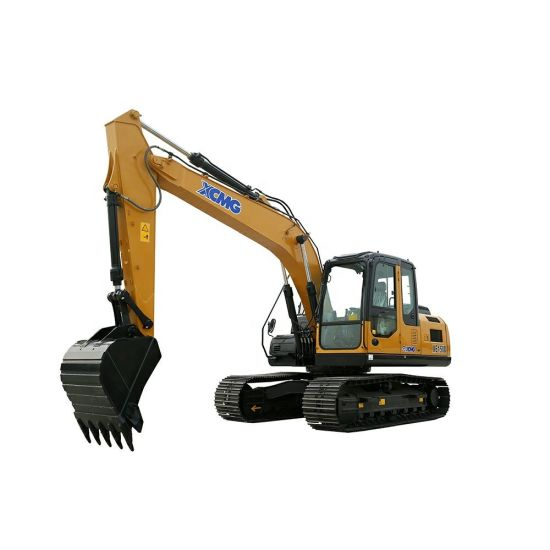 Construction Equipment 15t Hydraulic Wheel Excavator