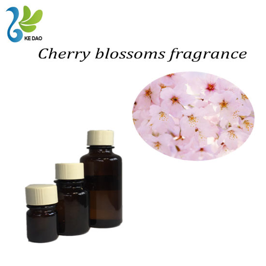 Spring Cherry Floral Fragrance Oil for Cosmetis Creams Lotions Lip Stick