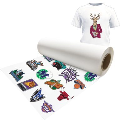 Inkjet Dark Heat Transfer Paper for Dark T-Shirts Dark Cotton Fabric Heat Press Printing