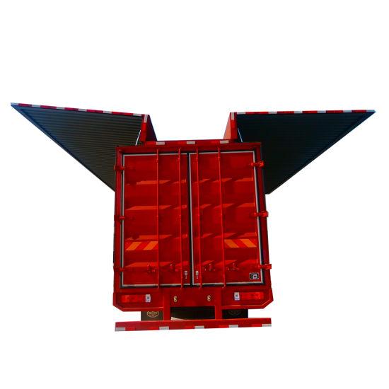 Hailong Group Wing Open Truck Body