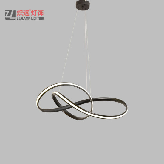 Led Designer Modern Pendant Light Lamp