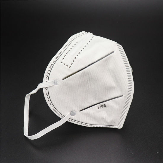 Kn95 Maschera Antipolvere Ffp2 Ffp3 Disposable N95 Respirator Mask pictures & photos