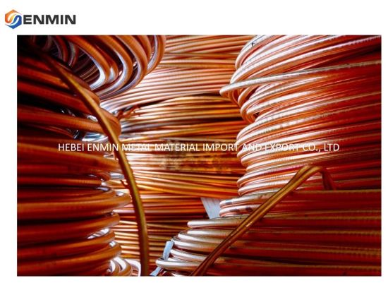 Factory High Quality Copper Wire Scrap/Millberry 99.95% to 99.99% Copper Wire Scrap