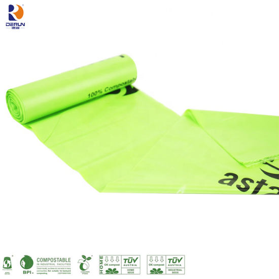 100% Biodegradable Garbage Bags