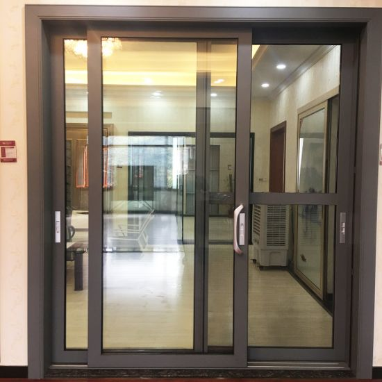 Aluminium Profile Frame Sliding Window Door Price with Hardware Wholesale