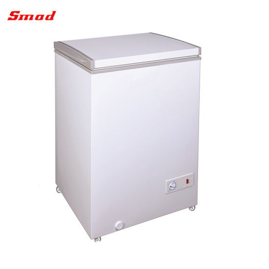 100L Single Temperature Small Capacity Chest Freezer