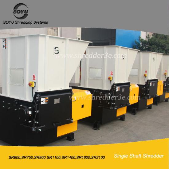 Single Shaft Shredder (SR1100)