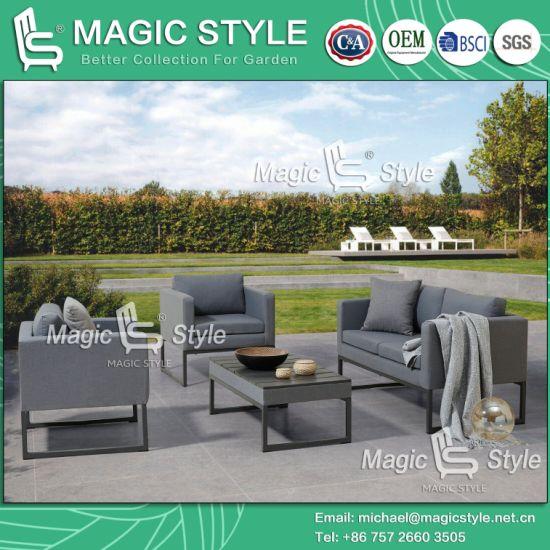 Outdoor Fabric Sofa Set Witu Cushion