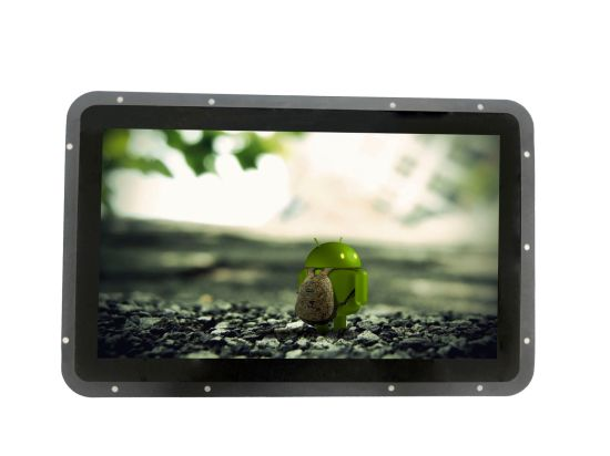 10.1 Inch All-in-One Open Frame Touch Panel PC Fanless Android Industrial Tablet PC