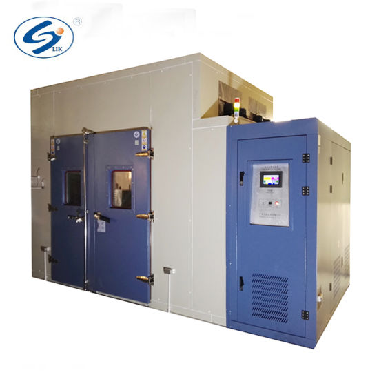 ISO Walk in Temperature Humidity Salt Spray Test Room Chamber