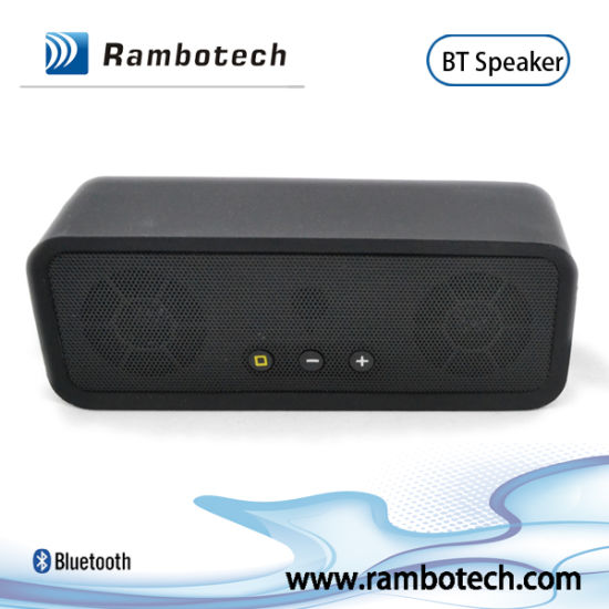 Wireless Colorful Bluetooth Stereo Speaker Audio V4.0 with Aptx Supported, Handsfree Microphone, Nfc Function Optional