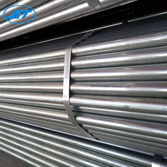 Scaffold Tube Load Capacity Galvanized Outer Diameter Thickness 1mm 2 M Pipe Scaffolding