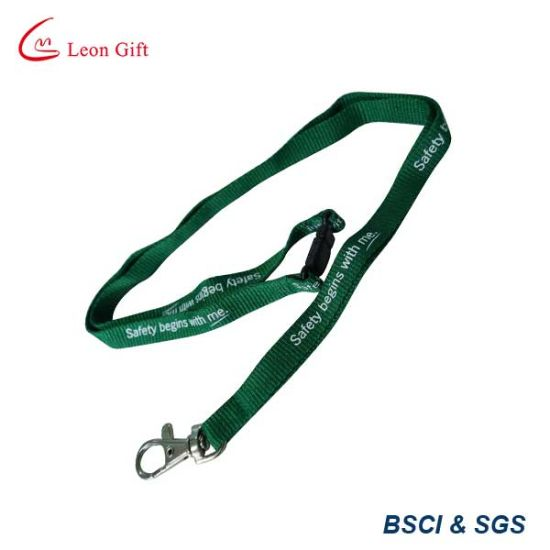 Wholesale Custom Polyester Lanyard with Printing Logo pictures & photos