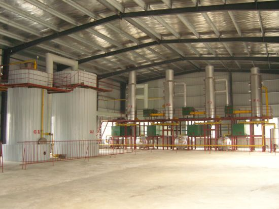 Waste Oil Distillation Used Motor Oil Recycling to Diesel Fuel Refining Plant pictures & photos