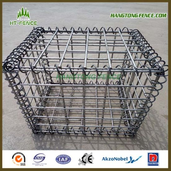 High Quality Welded Stone Box/Cages pictures & photos