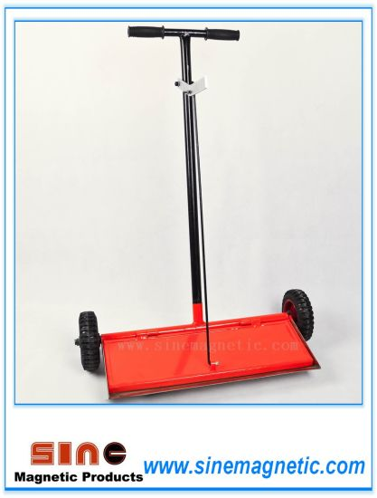 Permanent Strong Magnetic Sweeper Easy Operation