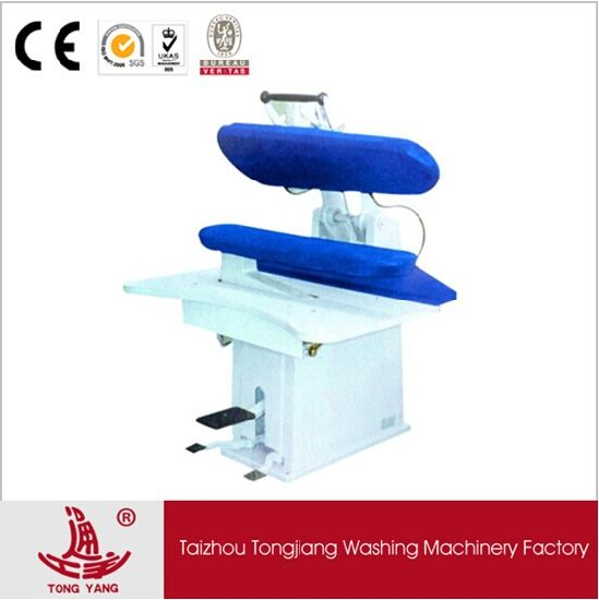 Steam Press Iron with CE and ISO Use for Laundry Dry Cleaning Shop pictures & photos