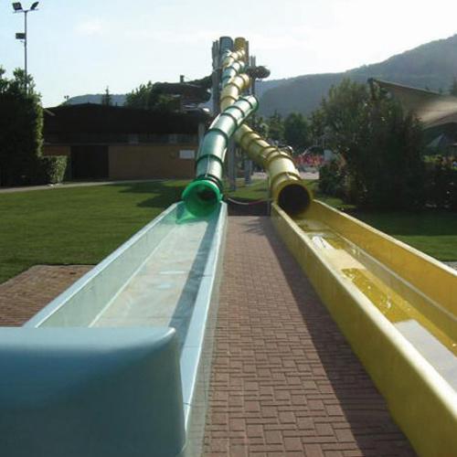 Fiberglass Dragon Water Slide (WS055)