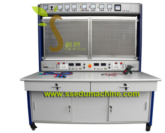 Electrical Installation Training Workbench Didactic Equipment Vocational Training Equipment