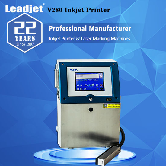 V280 Industrial Samll Character Date Coding Printer pictures & photos