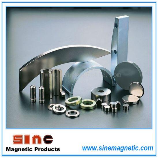 Various Shape Permanent Neodymium Magnet (NdFeB Magnet)