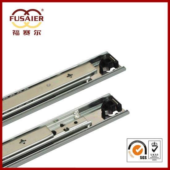 Fusaier 53mm Heavy Duty Furniture Hardware Slides pictures & photos