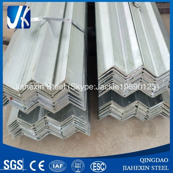 Prime Galvanized Steel Angle Steel S355jr pictures & photos