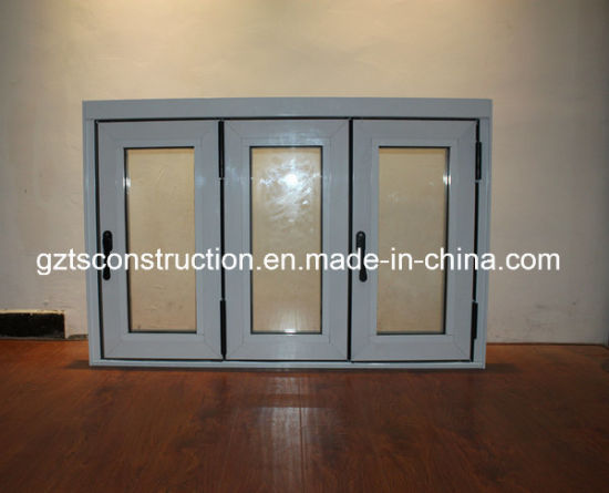 High Quality Customized Double Glazed Aluminium Folding Windows pictures & photos