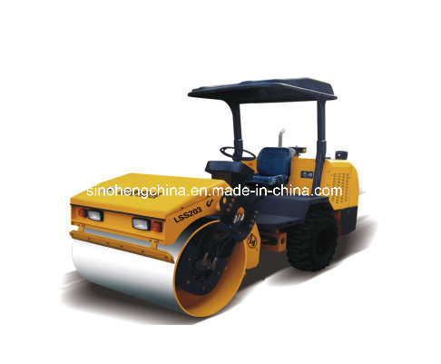 New Road Roller with Cheap Price for Sale Lss203 pictures & photos