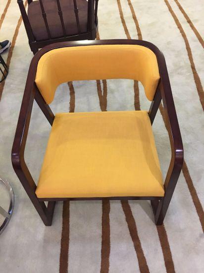 Chair/Foshan Hotel Furniture/Restaurant Chair/Foshan Hotel Chair/Solid Wood Frame Chair/Dining Chair (NCHC-01306)