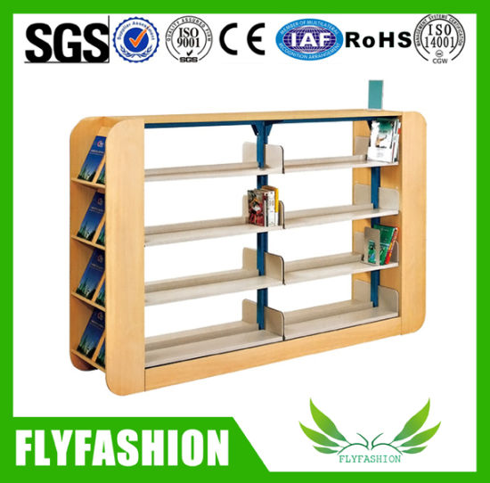Modern Wooden Invotitive Product Bookcase Library Furniture pictures & photos