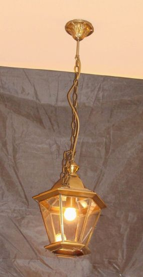 Brass Pendant Lamp with Glass Decorative 19016 Pendant Lighting pictures & photos