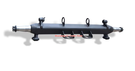Round Trailer Axle Tube pictures & photos